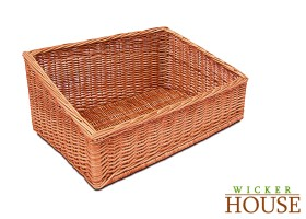Wicker Display Basket