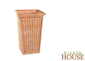 Wicker Display Set