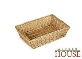 Large Wicker Tray